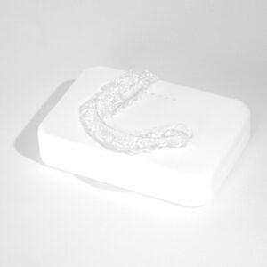 Custom Fit Upper Dental Essix Retainer
