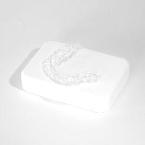 Custom Fit Lower dental Essix Retainer