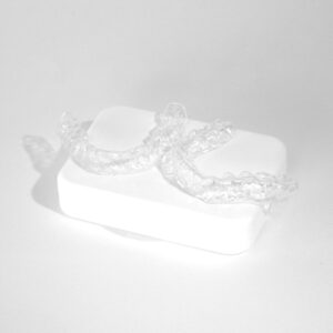 Custom Fit Upper & Lower Dental Essix Retainers