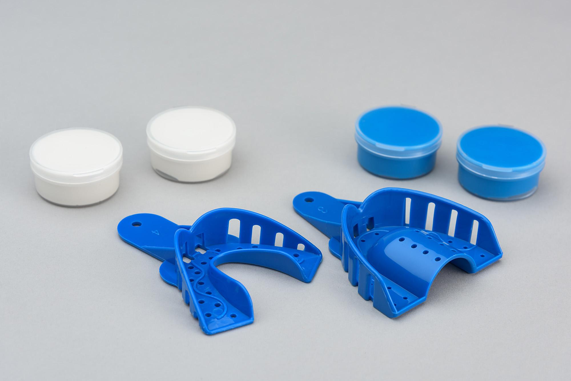 dental self impression kit everythingteeth. Black Bedroom Furniture Sets. Home Design Ideas
